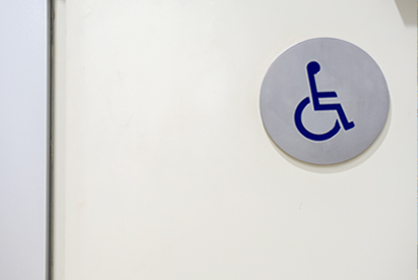 Disabled Facilities 418x280