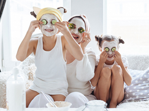 Family Pampering 300x225