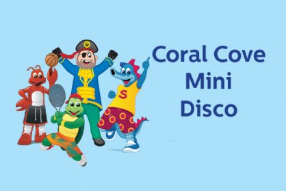 Coral Cove Mini Disco2