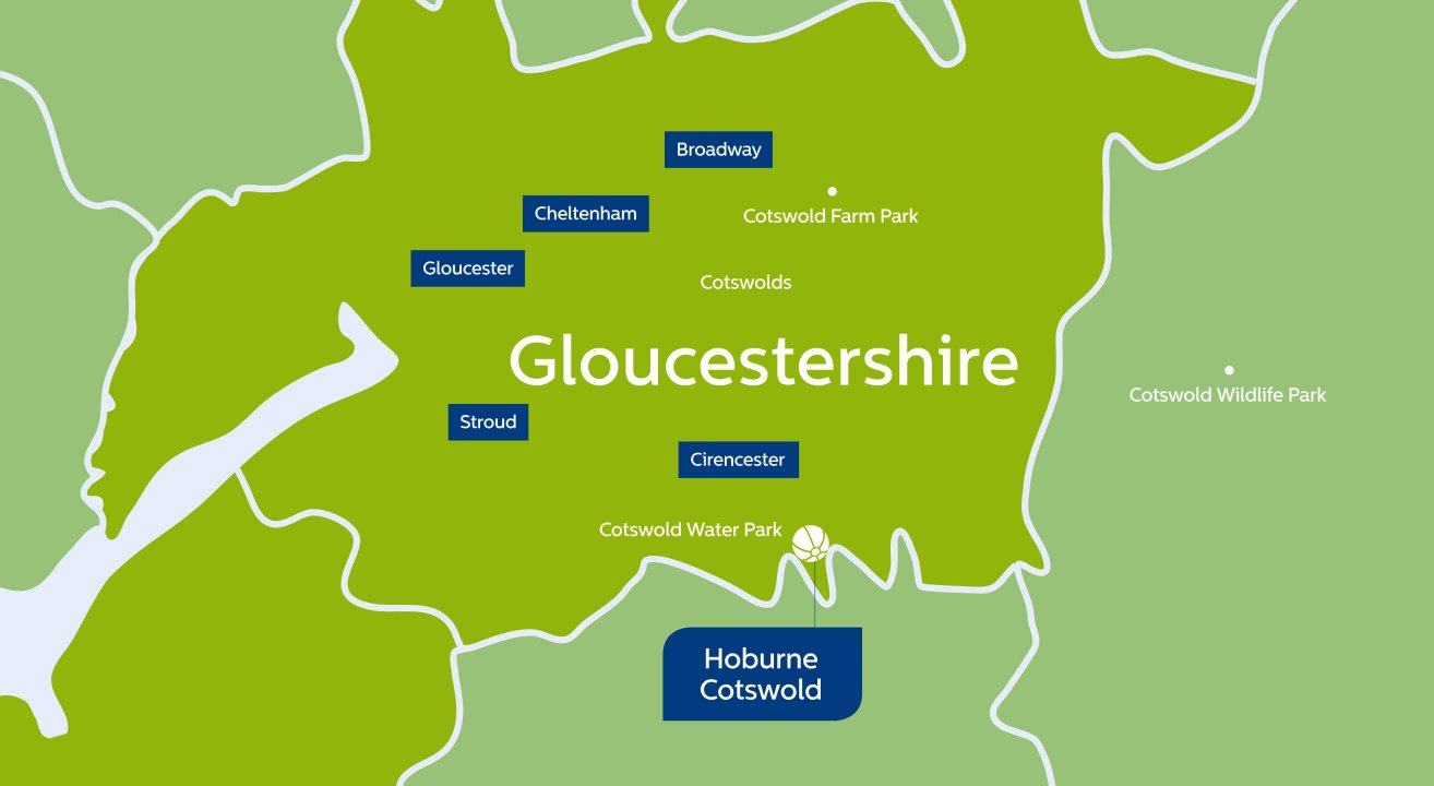 gloucestershire map2x