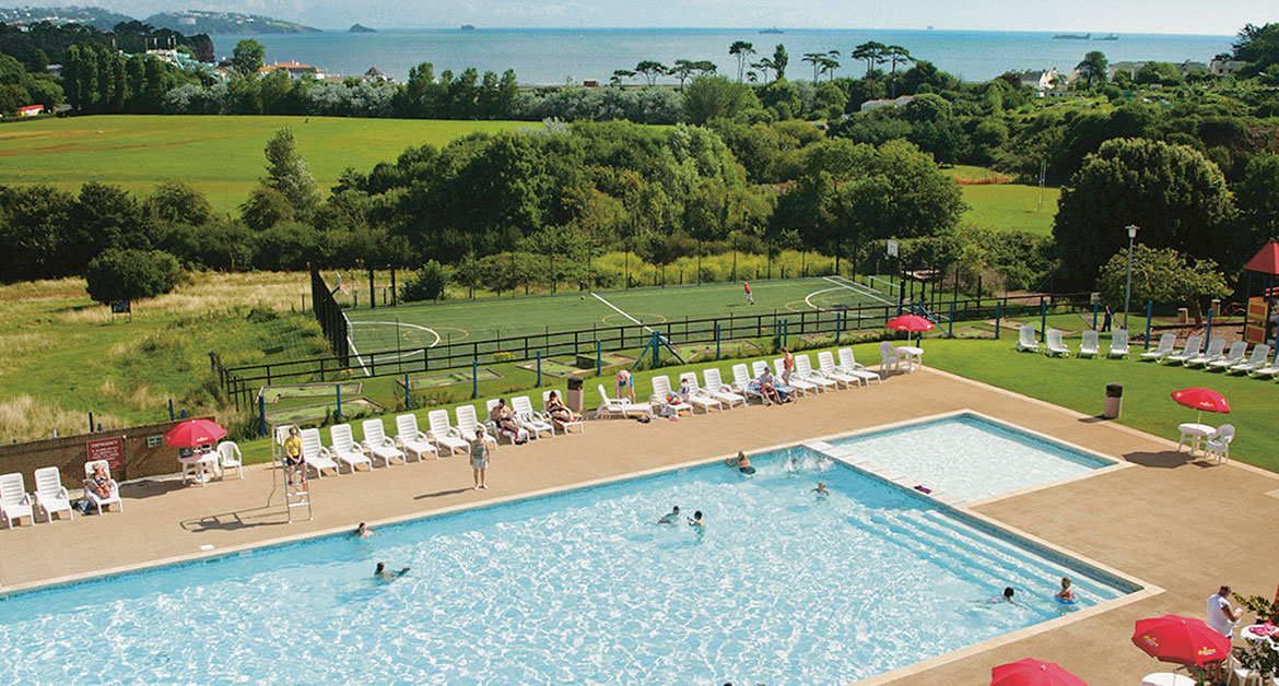 Hoburne devon bay devon holiday parks hoburne - Holidays in dorset with swimming pool ...