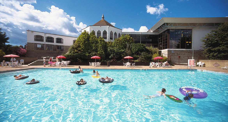 Hoburne devon bay devon holiday parks hoburne - Holiday homes in somerset with swimming pool ...